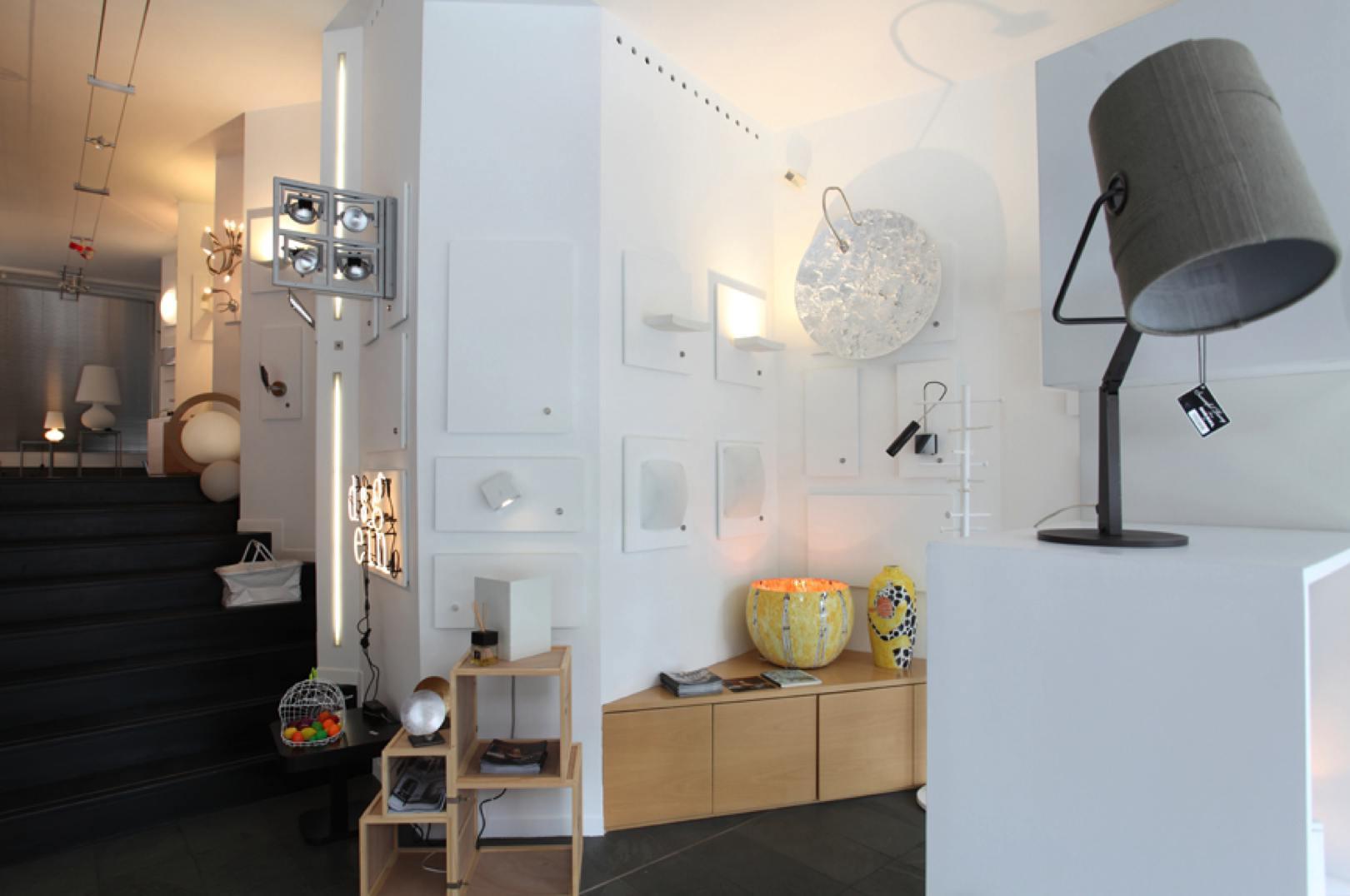 Show-room Luce e Design a Trento