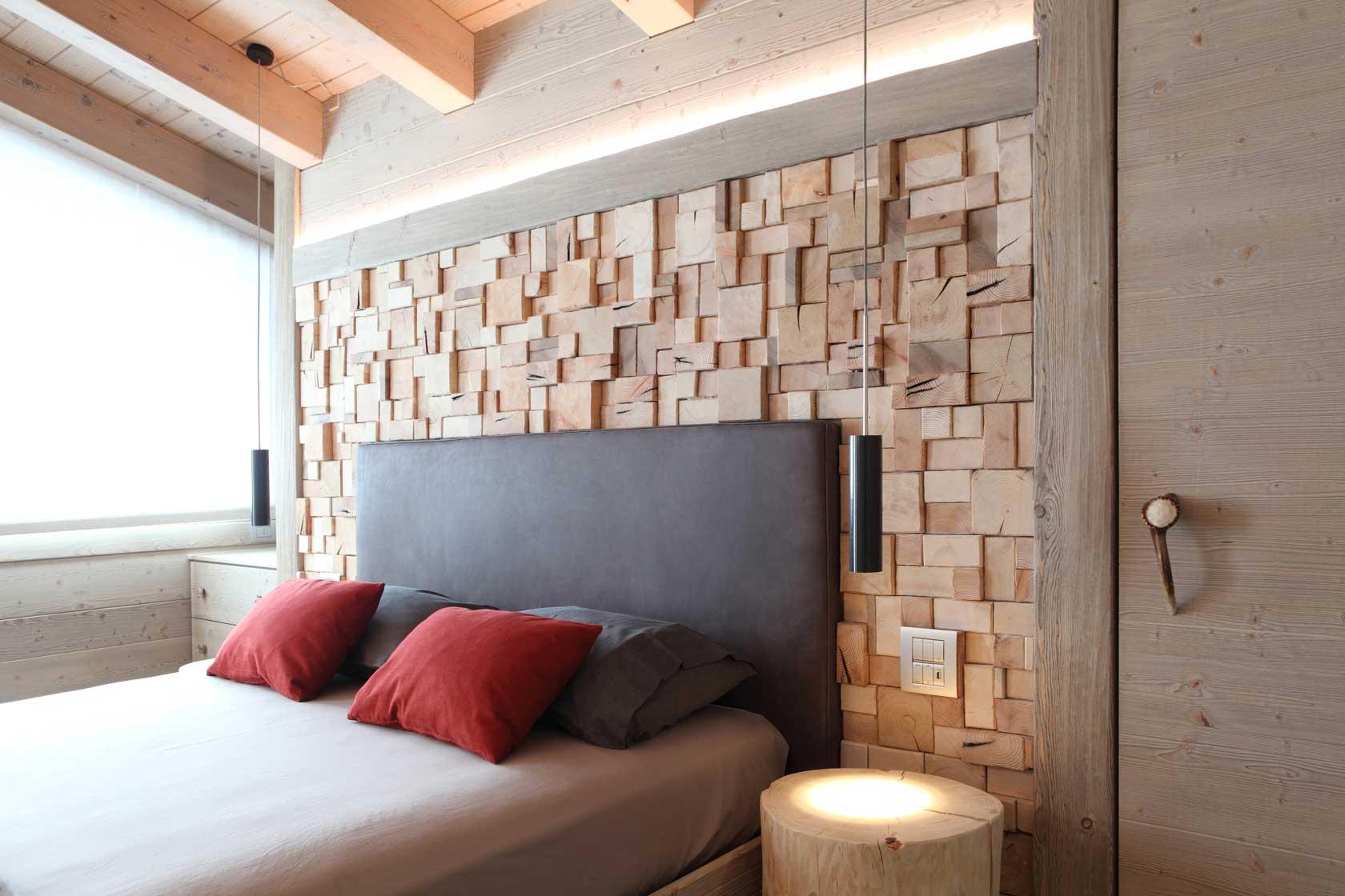 Abitazione 14 madonna di campiglio luce e design for Abitazione design